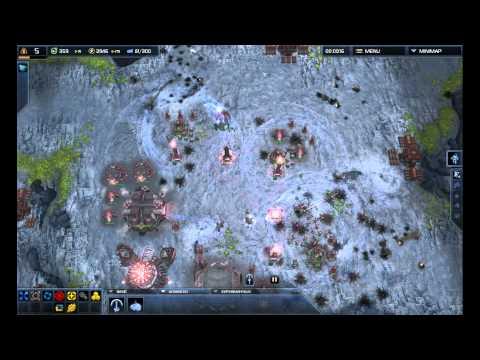 Fact Finder - Cybran Mission 1 - SupCom 2 Hard Walkthrough