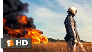 First Man (2018) - Test Flight Crash Scene (4/10) | Movieclips
