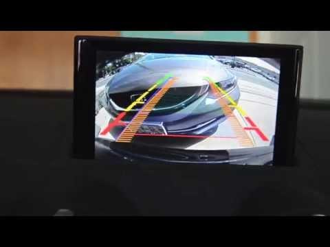 2016 Audi Q5 >> 2015 Audi A3 Backup Camera Through Factory Navigation ...