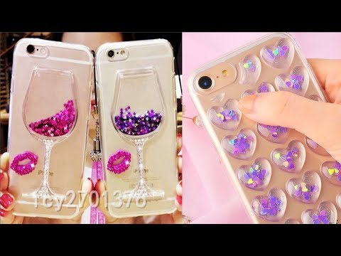 How to make phone cover design at home