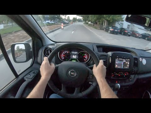 Opel Vivaro B | 4K POV Test Drive #311 Joe Black