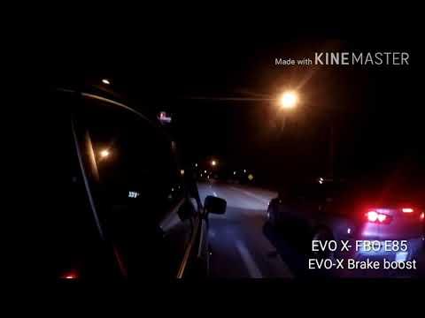 2015 Subaru WRX vs. EVO X and boosted m3