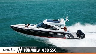 Formula 430 SSC: First Look Video Sponsored by United Marine Underwriters