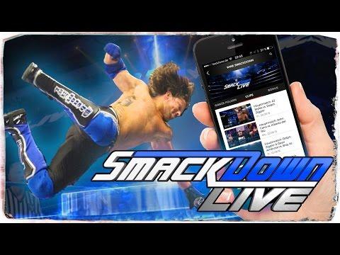 WWE SmackDown Live legal im Livestream & On Demand    ProSieben Maxx App Vorstellung (DEUTSCH)
