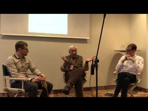 Adaptation - A Composer's Journey: William Goldstein and Michael Pärt