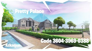 *Pretty Palace* | CODE: 3604-3969-0388 | My Second Block| #FortniteBlockParty Fortnite Block Party