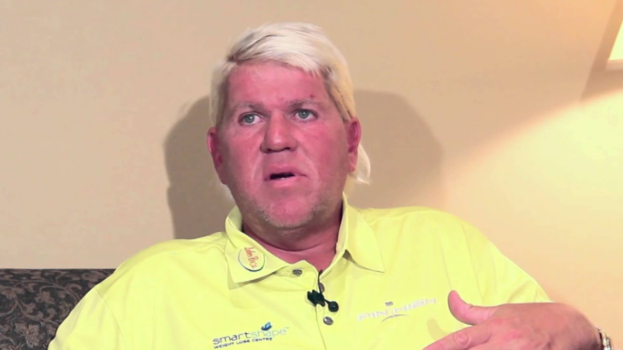John Daly at SmartShape Weight Loss Centre - YouTube