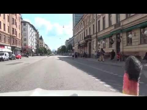 Stockholm Södermalm Johanneshov Sickla Nackla Lillängen Järla Hasthagen Sweden Schweden 15.7.2015