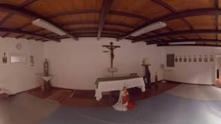360 Grad vom Mutter-Teresa Zimmer | ZDF