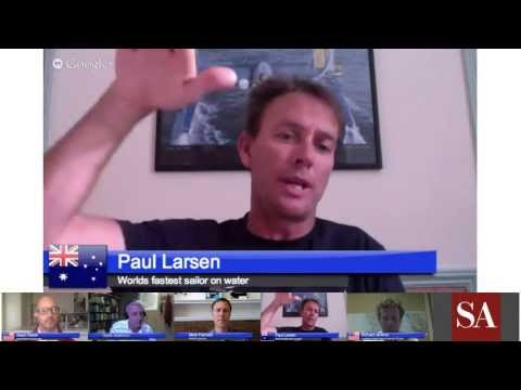 Science of Sports: The America's Cup - SA Hangouts #5