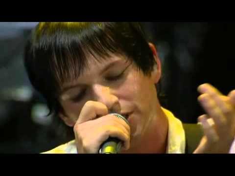 Placebo - Live Detroit, MI, DTE Music Center (Project Revolution 2007 08 22)
