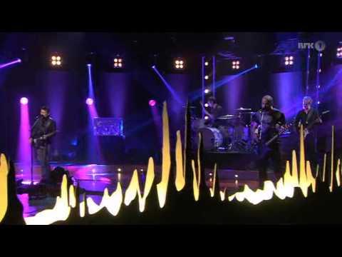 Muse @ Skavlan 15/9/12 - Matt interview & 'Madness'