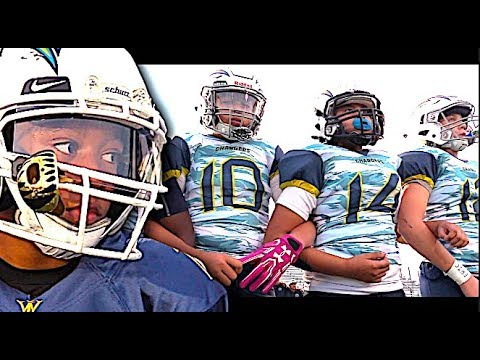 🔥🔥 12u Inglewood Chargers vs Irvine Chargers | SYFL Playoffs 2018