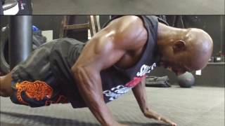 Best Bodyweight Workout