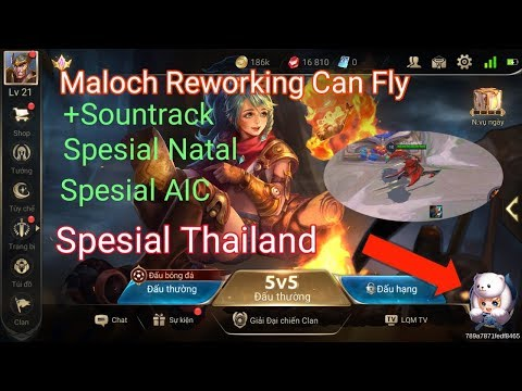 Rework Maloch Dan Soundtrack Spesial Natal !!  | Full Ost