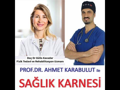 FİBROMİYALJİ VE KULUNÇ TEDAVİSİ - DOÇ DR GÜLİS KAVADAR - PROF  DR  AHMET KARABULUT