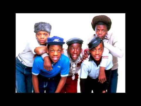 LTD & New Edition - Holding On (When Love Is Gone)