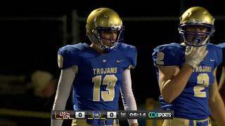 Maple Grove vs. Wayzata High School Football