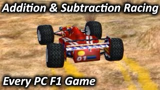 Addition & Subtraction Racing (2006) - Every PC F1 Game