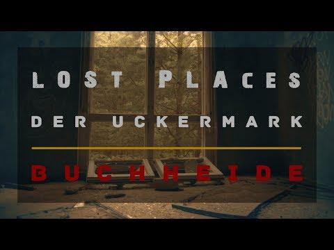 """Lost Places der Uckermark - """"Das Stasiheim Buchheide in Templin"""" (Part 1)"""