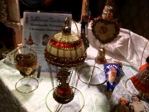 IceDream Creations- Handmade Victorian Christmas ornaments