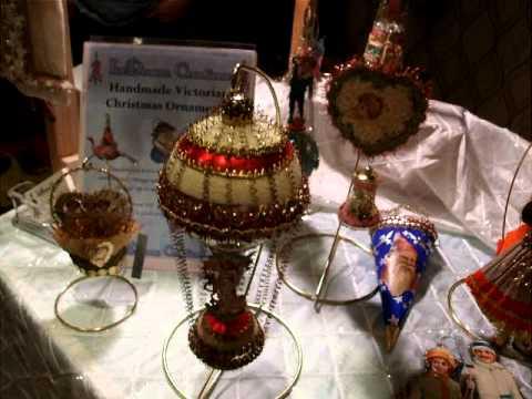 IceDream Creations- Handmade Victorian Christmas ornaments