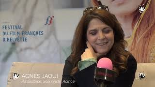 Interview d'Agnès Jaoui * JJTV -
