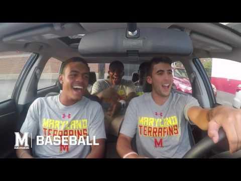 Carpool Karaoke - Terps Edition
