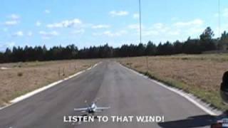 90MM F/A 18 HORNET EDF JET. HIGH WIND - TIP STALL CRASH