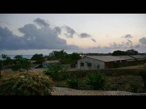 Early Morning in Pemba Mozambique