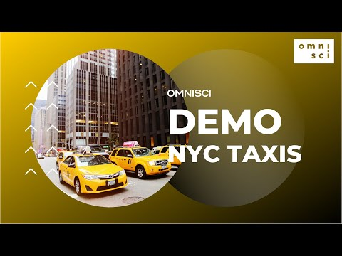 MapD Cloud: NYC Taxi Demo