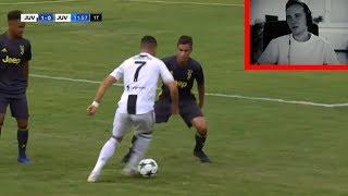 Cristiano Ronaldos erstes Spiel für Juventus Turin (REAKTION)