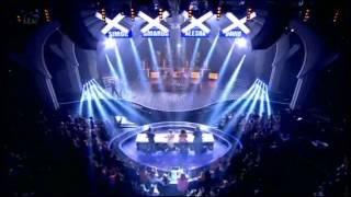 LUMINITES - BRITAIN'S GOT TALENT 2013 SEMI FINAL PERFORMANCE