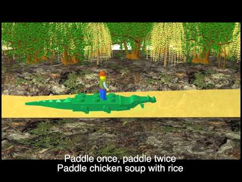 Chicken Soup With Rice (3D animation)