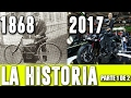 La Historia de las MOTOS! RESUMIDA! parte 1 de 2 | por BLazeR9
