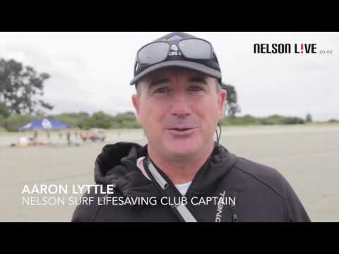 Nelson Surf Lifesaving Carnival Weekend