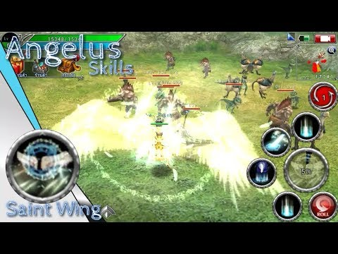 Mmorpg Avabel Onlline : Angelus Skills