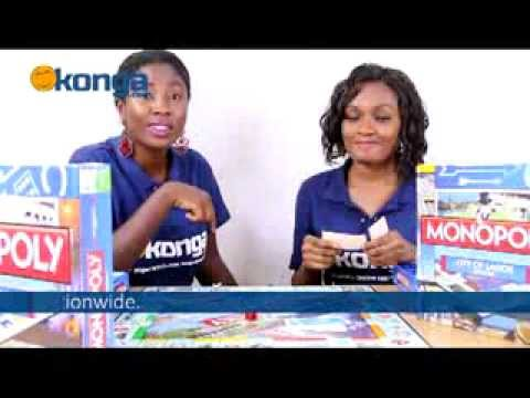 Monopoly (City of Lagos) review by Konga.com