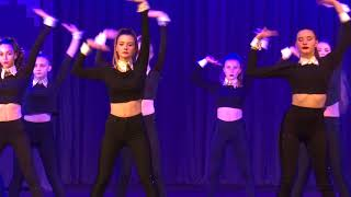 2018.06.21 Закрытие сезона - Heels juniors. Pasadena dance school
