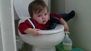 Приколы с детьми: Угарные видео про детей и их мал...