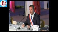 Ville de Jeumont - Conseil d'investiture du 26 mai 2020