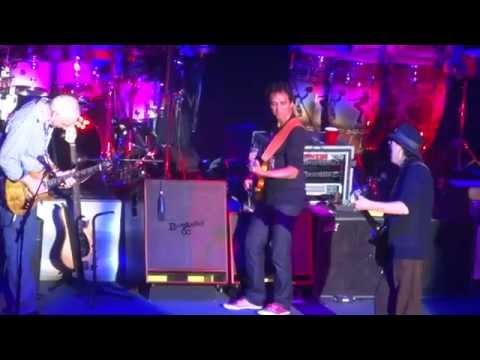 """If 6 Was 9"" Santana & Paul Reed Smith@Lyric Performing Arts Center Baltimore 10/13/14"