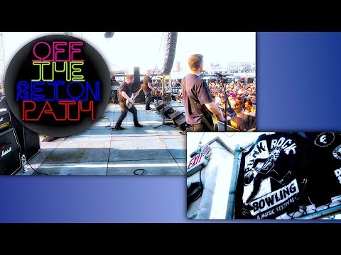 OFF THE SETON PATH: Part 2 - Asbury Park Punk Rock Bowling   The Dan Patrick Show