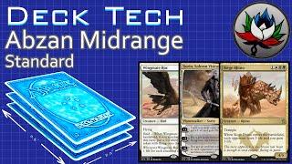 Abzan Midrange Standard Deck Tech – Khans Of Tarkir!