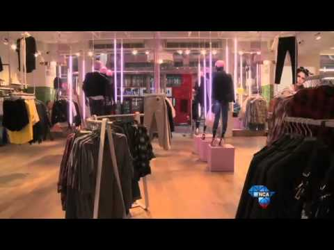 Foreign retailers flock to the UK