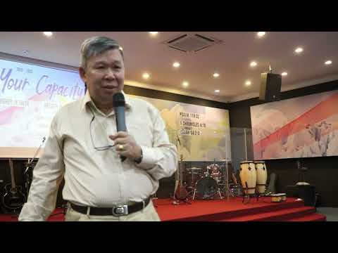 Sunday Sermon at Harvest Revival Centre in Penang on 13th October 2019