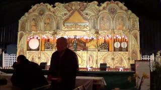 "112 Key Gavioli Organ ""The Gavioliphone"" Organ Recital"