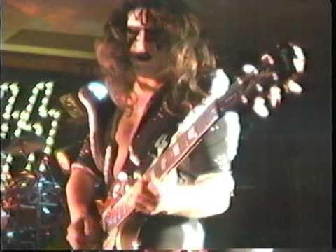 Rock And Roll Over - New England KISS Tribute Band - Bristol Clubhouse, RI April 2, 1993