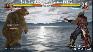 Bear tekken 7