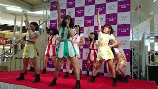 2018/1/6 : イオン旭川西店 新春イベント 1回目 フルーティー 2曲目『パ...